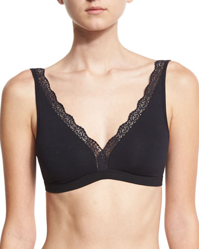 Maja V-Neck Soft Cup Bra
