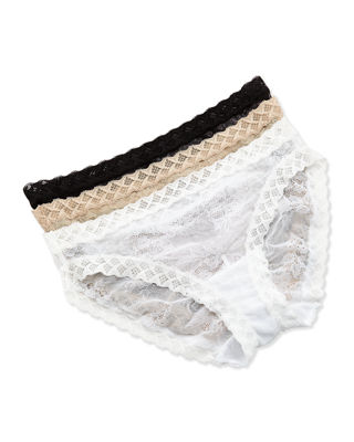 Bliss Lace Girl Briefs