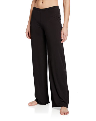 Double-Layer Cotton Lounge Pants