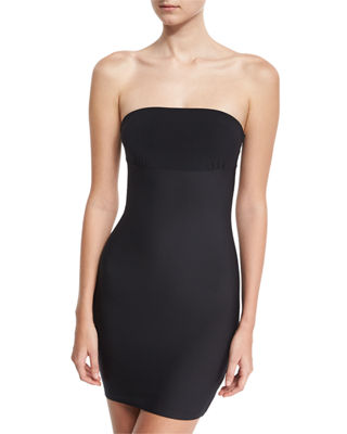 Commando Two-Faced Tech Strapless Control Shapewear Slip