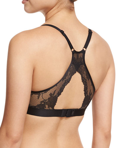Everyday Racerback Lace Bralette