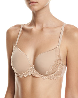 Simone Perele Amour 3D Plunge Bra and Matching