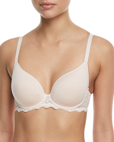 Caresse 3D Plunge Spacer Bra