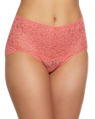 Signature Lace Retro V-Kini Briefs