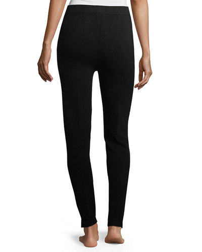 Cashmere Knit Lounge Leggings