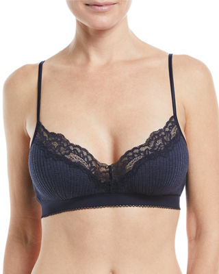Image 1 of 2: Lily Blushing Soft-Cup Bra