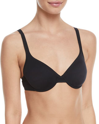 Image 1 of 2: Sensation Plaisir Molded-Cup Bra