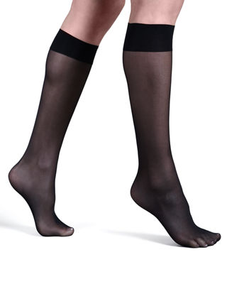 Satin Touch 20 Knee-