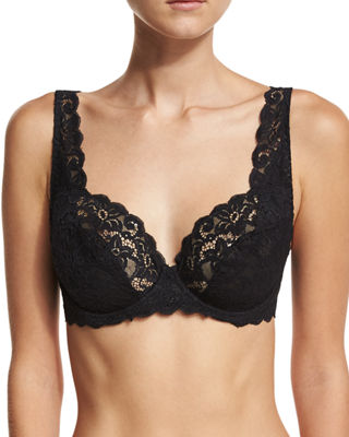 Hanro Luxury Moments Lace Underwire Bra