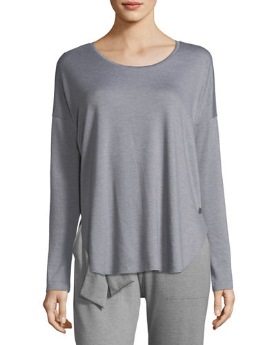 Zen Long-Sleeve Lounge Top
