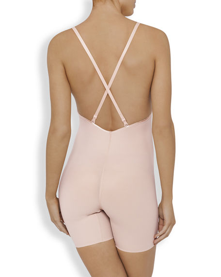 ca8fd1891eacc Image 4 of 6  Body Sculpt Backless Shaping Jumpsuit