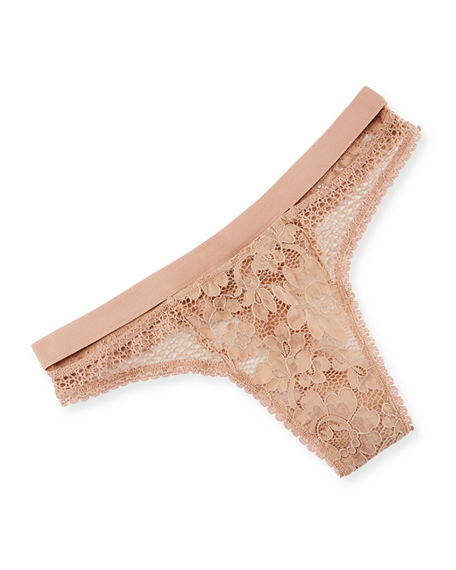 Else PETUNIA SPORTY LACE THONG