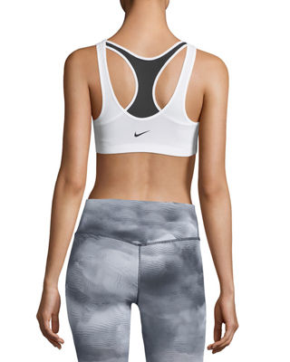 Image 2 of 2: Zip-Front Medium Support Performance Sports Bra