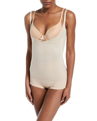 Open-Bust Lux Comfort Camisole