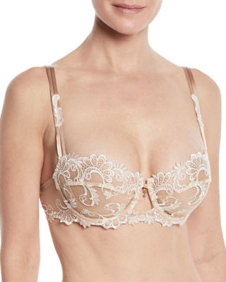 Lise Charmel Dressing Floral-Lace Thong and Matching Items