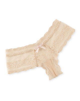 Anouk Lace-Trim Boy Thong