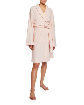 Plush Short Robe