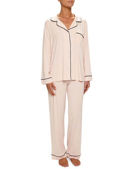 Eberjey Gisele Long Pajama Set