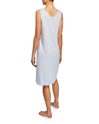 Image 2 of 2: Pure Essence Sleeveless Nightgown