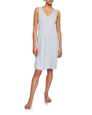 Image 1 of 2: Pure Essence Sleeveless Nightgown