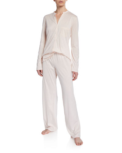 Cotton Deluxe Pajama Set
