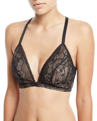 Take the Plunge Soft-Cup Triangle Bra