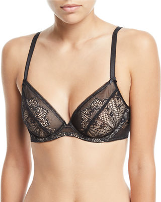 Image 1 of 4: Take the Plunge Underwire Bra