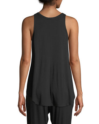 Image 3 of 4: Elements Jersey Lounge Tank