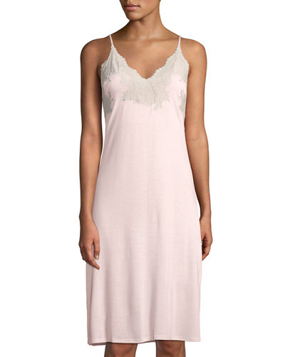 Luxe Shangri-La Nightgown