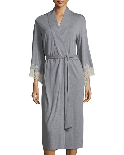 Natori Luxe Shangri-La Nightgown and Matching Items