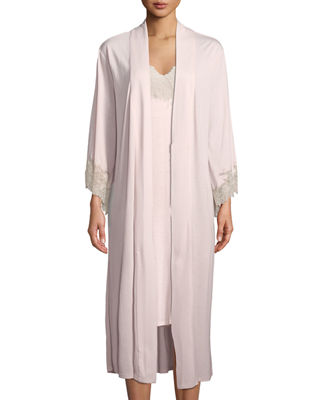 Image 3 of 3: Luxe Shangri-La Knit Robe