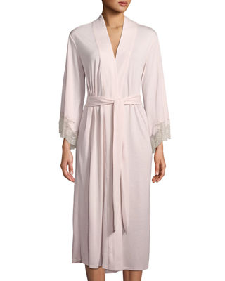 Natori Luxe Shangri-La Nightgown and Matching Items &
