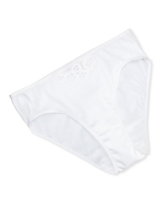 Hanro Summer Seamless Cotton High-Cut Briefs