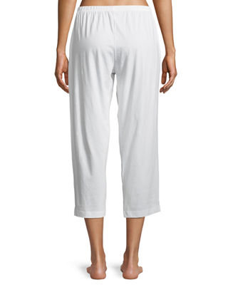 Plain Cotton Lounge Pants