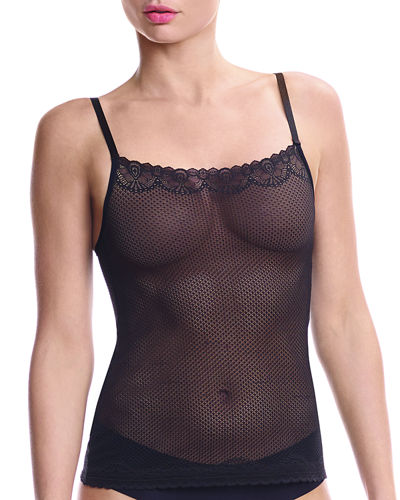 Perfect Stretch Lace Camisole