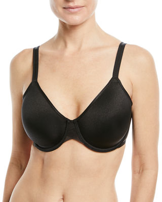 Image 1 of 2: Precise Finish Underwire Minimizer Bra
