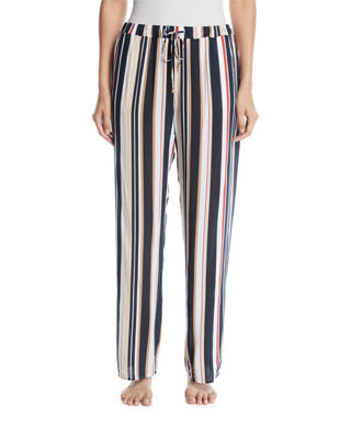 Hanro Stripe Pattern Lounge Pants
