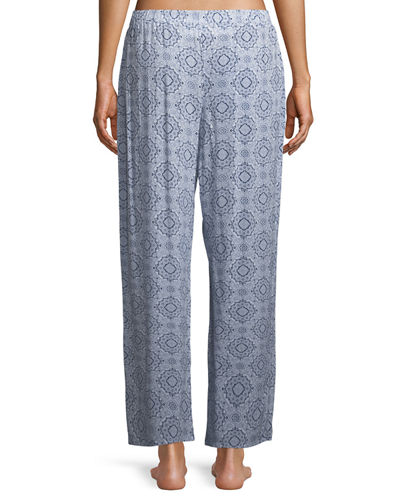 Medallion Pattern Lounge Pants