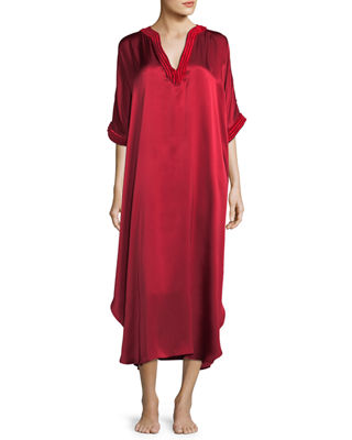 Key Essentials Silk Caftan
