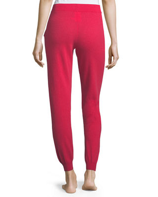 Image 2 of 3: Cashmere Jogger Lounge Pants