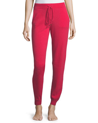 Image 1 of 3: Cashmere Jogger Lounge Pants