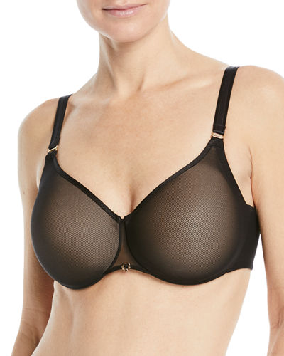 Chantelle C Magnifiqué Sexy Minimizer Full-Cup Bra and