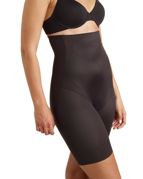 Image 1 of 2: TC Shapewear Cool Comfortable High-Waist Thigh Slimmer
