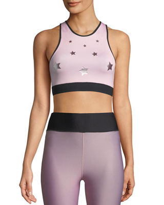 Altitude Luster Performance Crop Top
