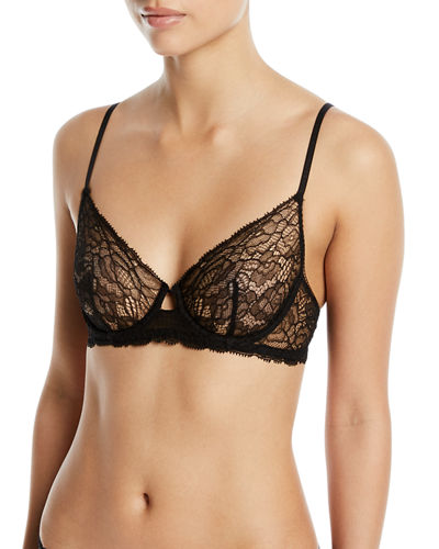 Freedom Underwire Lace Bra and Matching Items