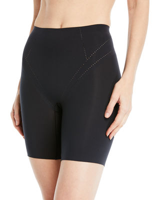 Image 1 of 2: Air Long-Leg Shaper Shorts