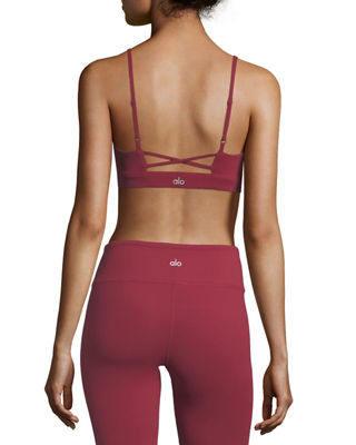 Image 2 of 2: Interlace Performance Sports Bra