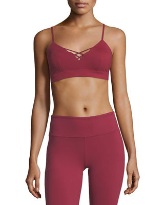 Image 1 of 2: Interlace Performance Sports Bra