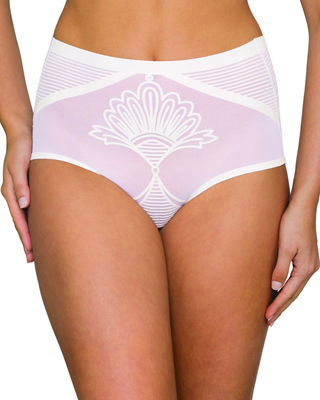 Nancy Ganz Enchante Mid-Rise Shaping Briefs