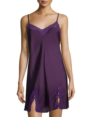 Natori Feathers Lace-Trim Chemise and Matching Items &